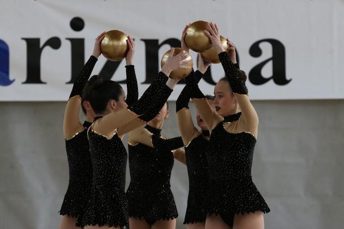 Maila bikaina gimnasia erritmikoko txapelketan - 29