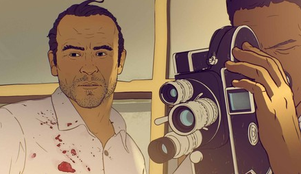 'Un dia mas con vida' filma, zineklubean