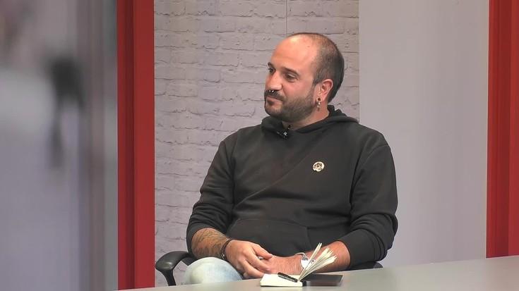 """Joseba Gabilondo: """"LGBT+ kolektiboan dauden errealitateak bateratuta berramestu nahi dugu EHGAM"""""""