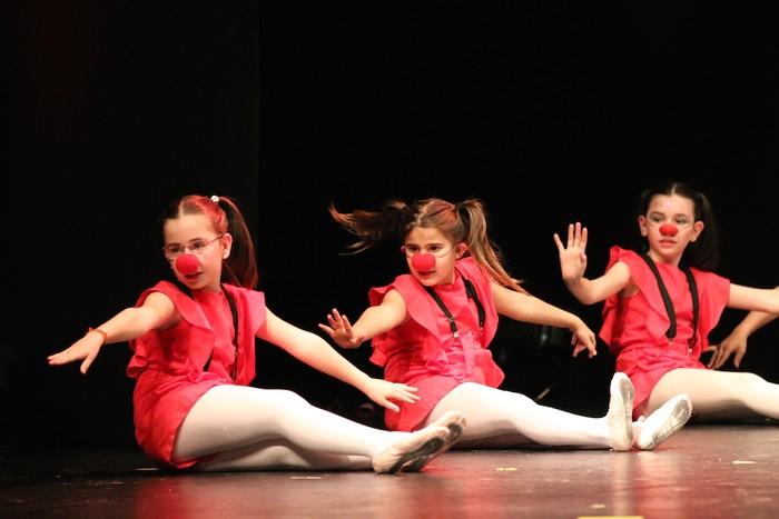 Arrasate Musikalek eta Arrasateko Ballet taldeak ikasturteko ikuskizuna eman zuten atzo - 9
