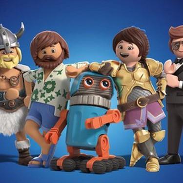 'Playmobil' filma, gaztetxoentzat