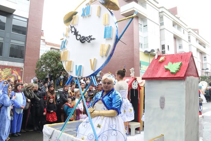 Inauterietako desfilea Aretxabaletan - 74