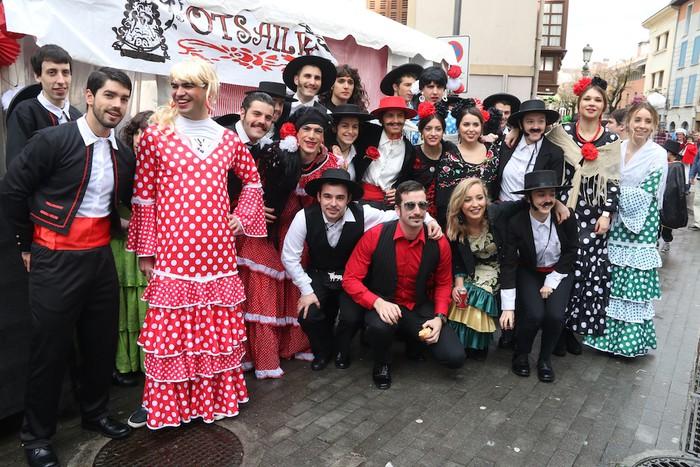 Inauterietako desfilea Aretxabaletan - 25