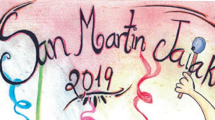 Aramaioko San Martin Jaiak 2019