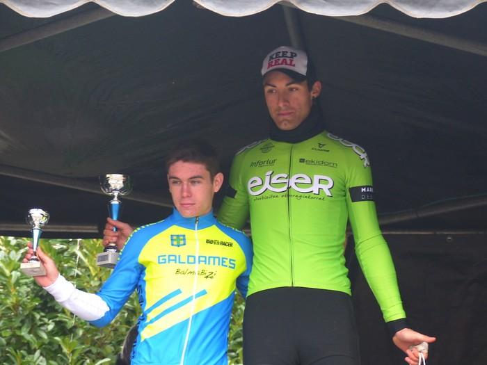 Ruiz de Larrinaga eta Lekuona garaile Arrasateko ziklo-krosean - 110