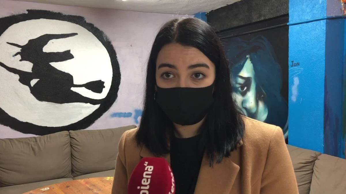 """Zumaia Elkoro: """"Gaztetxoek entzunak izateko beharra dute"""""""