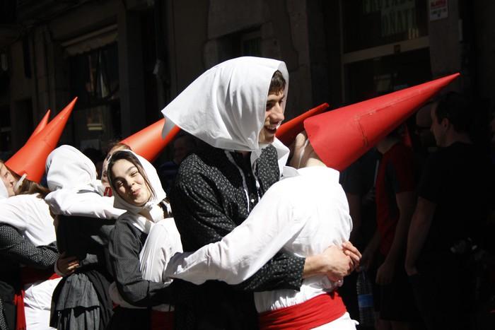 Sorgin dantza Korrika eguna girotzeko - 6