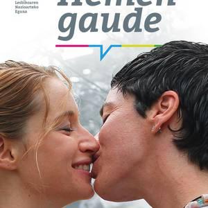 Ikusgarritasun Lesbikoaren Nazioarteko Egunean haien eskubideak eta ikusgarritasuna aldarrikatu ditugu