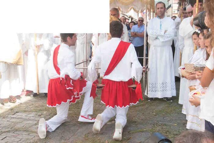Oñatiko kaleak lepo bete dira beste behin Corpusetako prozesioan - 132
