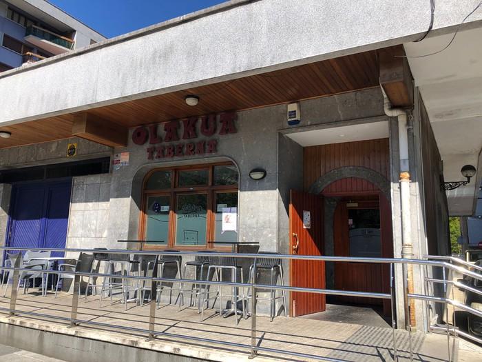 Baheketa egingo dute Oñatiko Olakua tabernako bezeroen artean