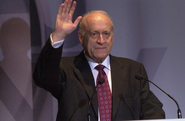 Xabier Arzalluz zendu da, euskal abertzaletasunaren lider historikoa, 86 urte zituela