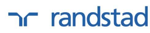 Randstad aldi baterako laneko enpresa logotipoa
