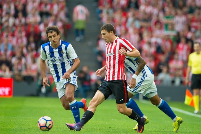 Athletic-Reala derbiko argazkiak - 15