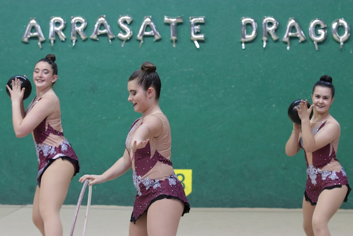 Ikasturte amaierako erakustaldia egin dute arrasateko gimnastek - 21