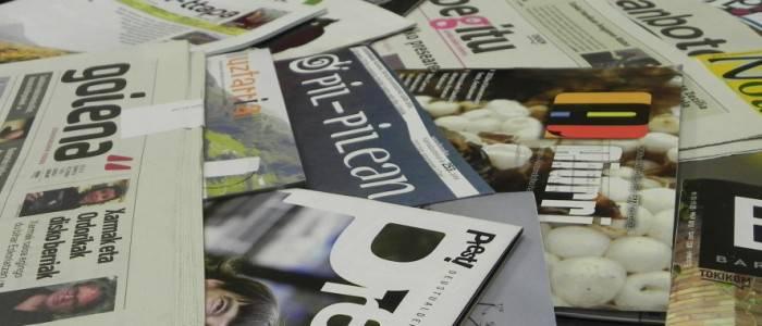 Zeintzuk dira gaur gure aldizkariak gaztelaniaz kaleratzeko arrazoiak?
