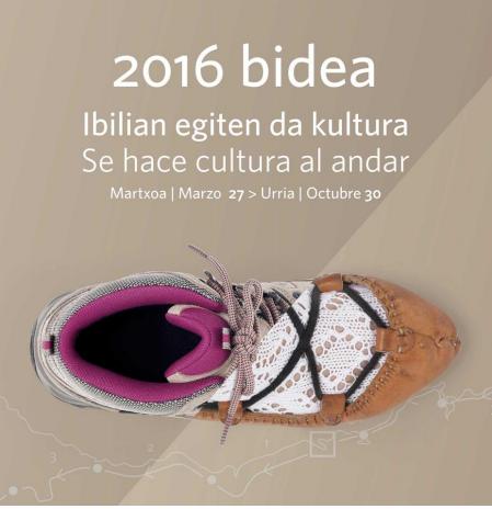 2016 Bidea egitasmoa Debagoienetik igaroko da