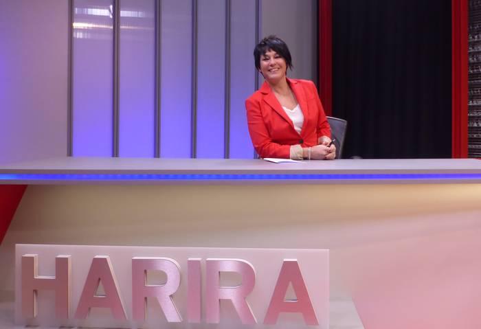 Maddalen Iriarte 'Harira' saioan