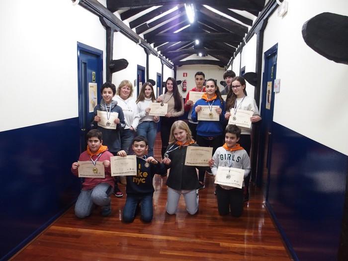 Bergarako Musika Eskolako 18 ikaslek hartu dute parte Andoaingo piano jaialdian