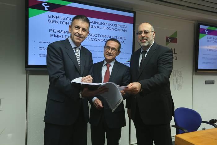 Erretiratuko diren langileen ordezkapenak 266.000 lanpostu sorraraziko ditu Euskadin datorren hamarkadan