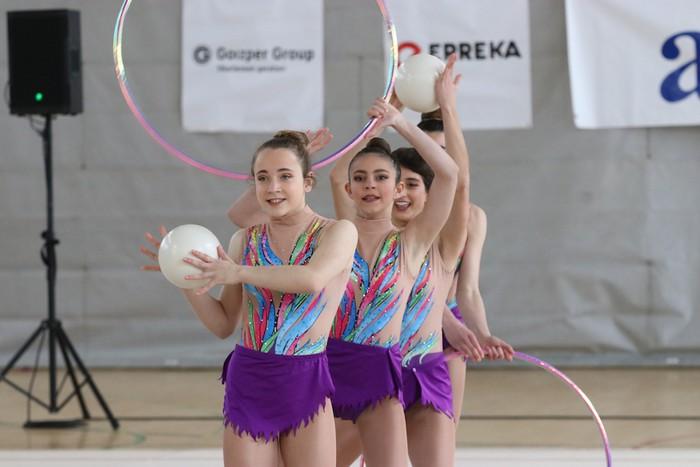Maila bikaina gimnasia erritmikoko txapelketan - 47