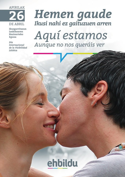 Ikusgarritasun lesbikoaren nazioarteko eguna
