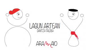 Lagun Artean dantza taldeak logo berria du