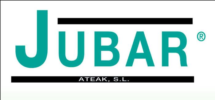 Jubar ateak S.L. logotipoa