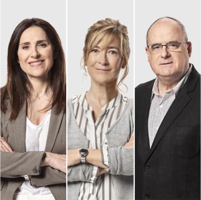 Hauteskunde kanpaina: Bakartxo Tejeria, Maria Eugenia Arrizabalaga eta Joseba Egibar