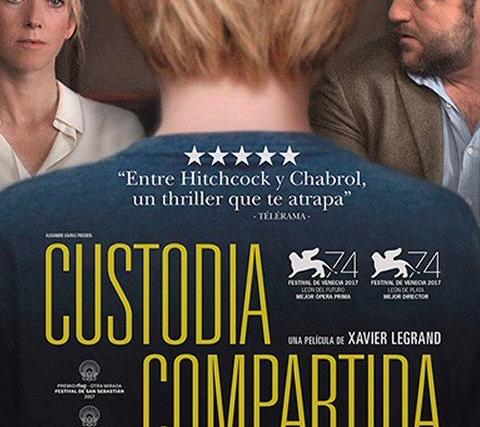 'Custodia compartida' filma, zineklubean