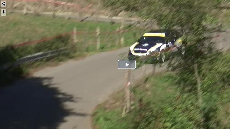 Aramaioko rallysprinteko lehen hirurak lanean