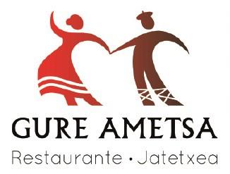 Gure Ametsa jatetxea logotipoa