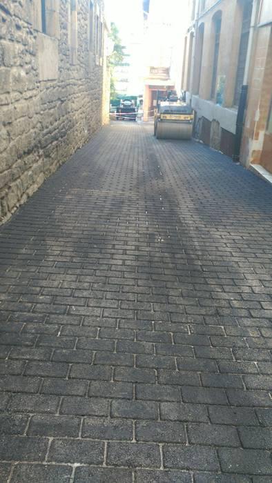 Ikerleku kantoia asfaltatu du Udalak