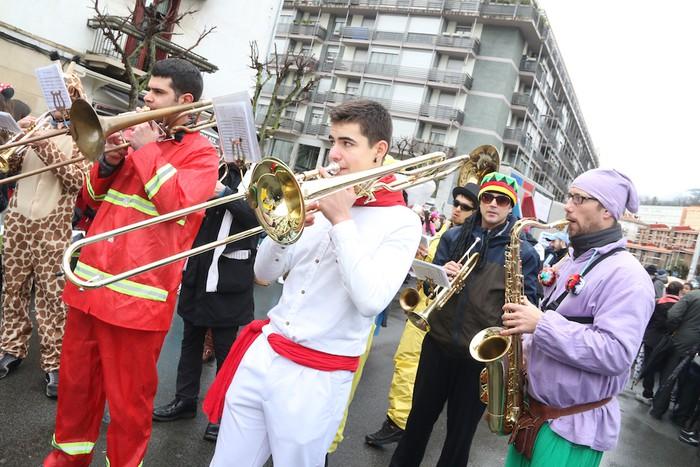 Aratusteetako desfilea Arrasaten - 48