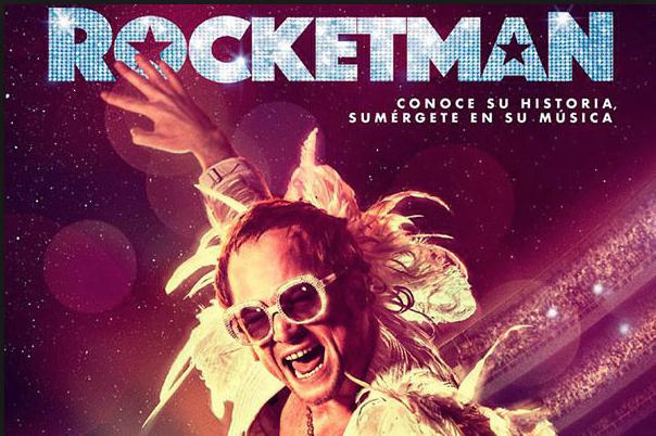 'Rocketman' filma