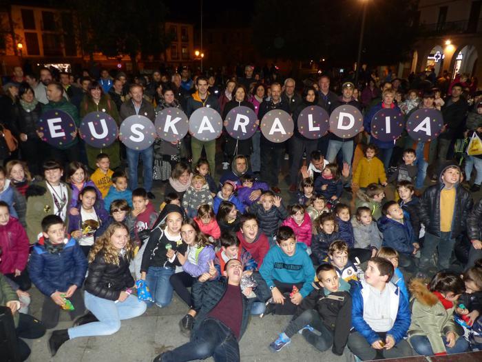 Euskaraldia bigarrenez egingo da  2020ko udazkenean