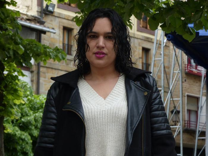 """Anabel Legaz: """"Eskoriatzako herritarrei zerbitzu gehiago eskaini behar zaizkie"""""""