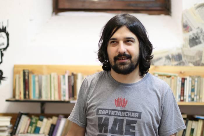 'Puntua' aldizkaria: Jon Kortazarri elkarrizketa