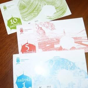 Axtroki moneta propioa
