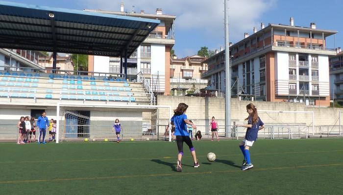 Neskendako Futbol Topaketa gaur eta bihar Aretxabaletan - 5