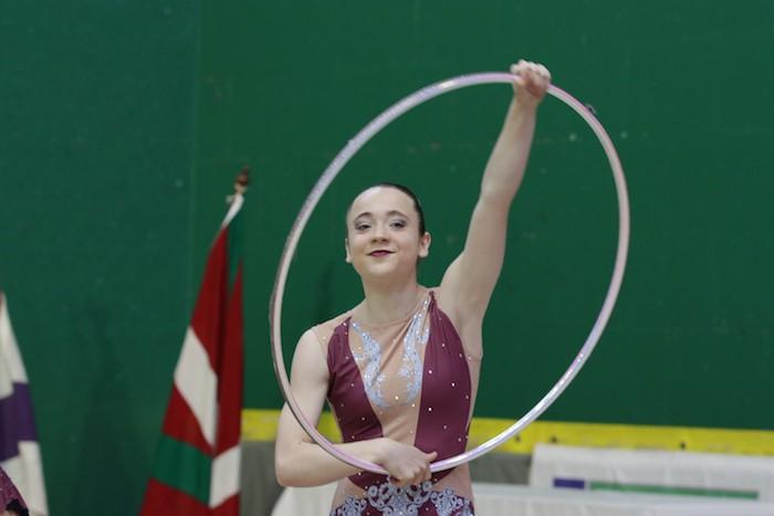 Ikasturte amaierako erakustaldia egin dute arrasateko gimnastek - 22