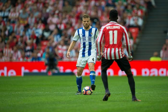 Athletic-Reala derbiko argazkiak - 9
