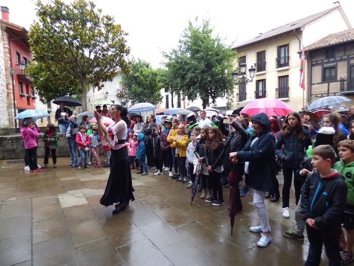 Ikusmina sortu du Maledantza taldeak flamenko erakustaldiarekin - 25