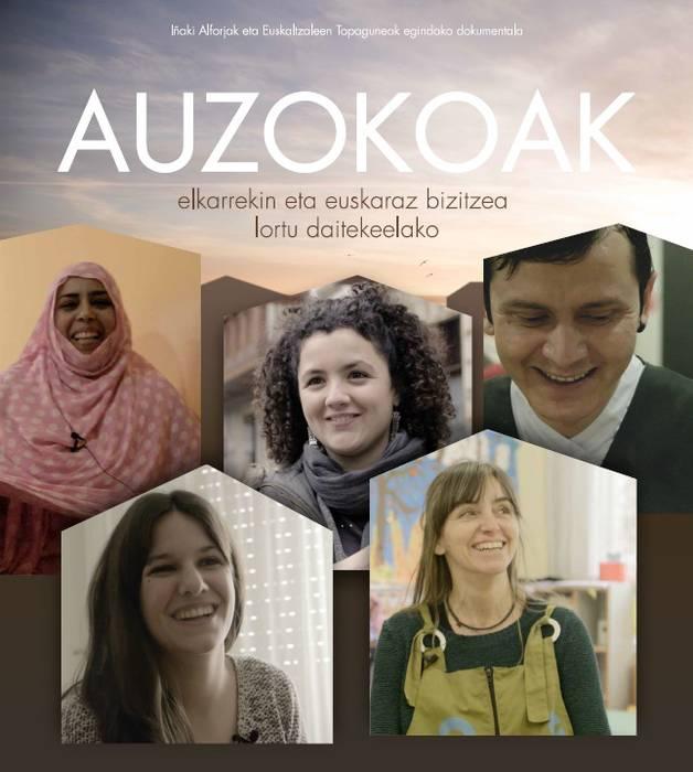 'Auzokoak' dokumentala proiektatuko da bihar Zaldibar antzokian