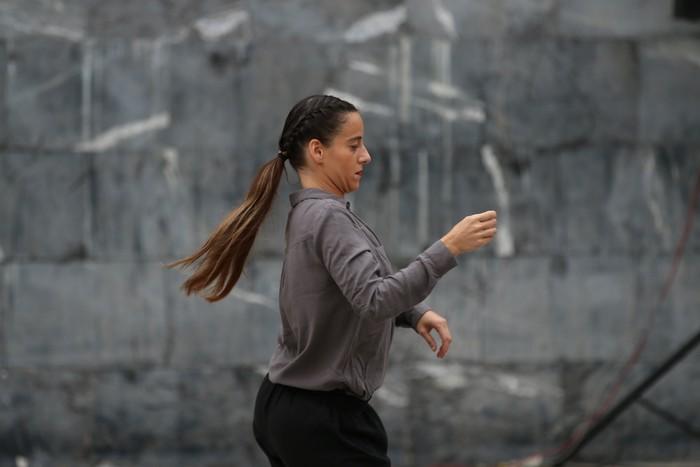 Gizarte utopiko baten dantza futurista - 11
