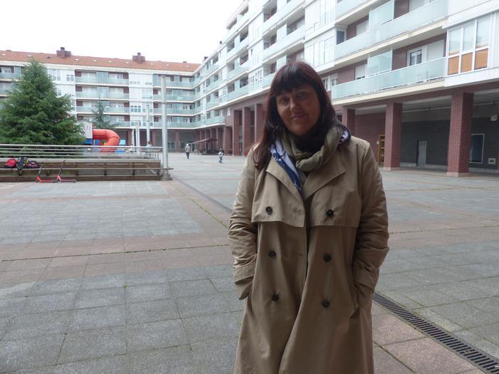 """Julia Rodriguez: """"Koordinazioa behar da seme-alabak hezteko"""""""