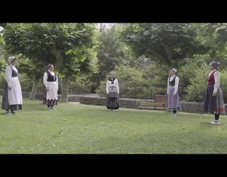 Entsegu presentzialak egingo ditu berriro ere Lagun Artean dantza taldeak