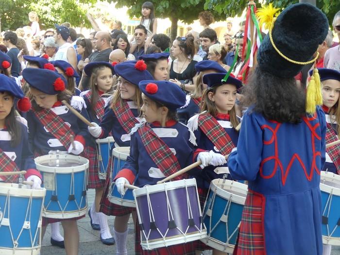 Txikitxoenek San Juan festetan murgildu dute herria - 4