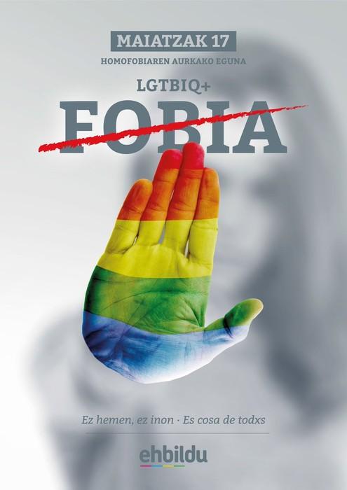 Homofobiaren aurkako eguna