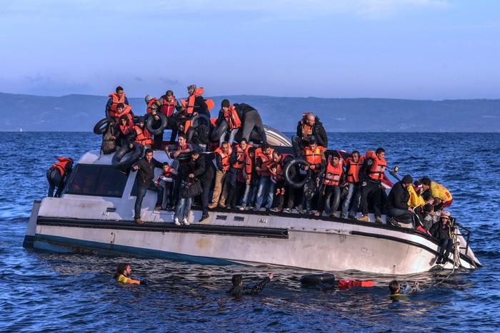 Siriar errefuxiatuendako arropa batzen hasi da Aita Menni Ospitalea