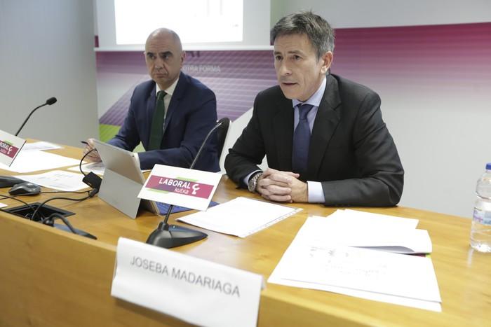 Euskadiko ekonomia %2,7 haziko da 2018an, Laboral Kutxaren arabera